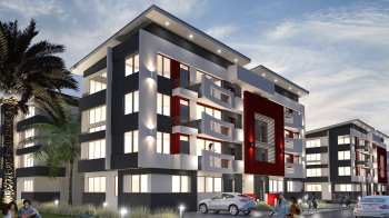 2 Bedroom Apartment, Cranbel Apartments Lokogoma, Which Is 15 Minutes Drive From Shoprite Apo,10 Minutes From Gamesvillage and 25 Minutes Away From The Nnamdi Azikiwe International Airport., Lokogoma District, Abuja, Flat for Sale