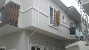 5 Bedroom House with a Room Bq, Toyosi Ayetoro Street, Idado, Lekki, Lagos, Detached Duplex for Rent