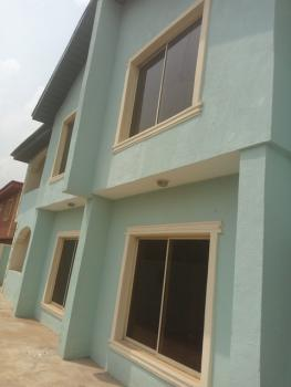 2 Units of Neat 3 Bedroom Flat, Ipaja, Lagos, Flat for Rent