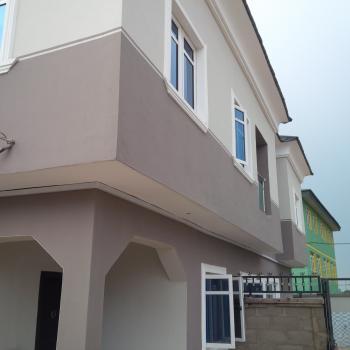 Luxury 4 Bedroom Semi Detached, Peace Estate, Short Drive to Berger, Ojodu, Lagos, Semi-detached Duplex for Rent