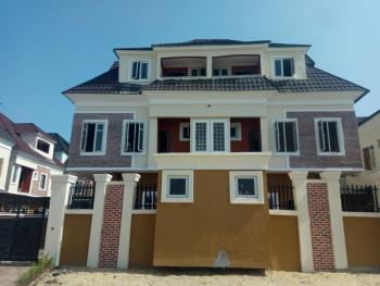 5 Bedroom Semi Detaced Duplex with Pent House, Silicon Valley Estate, Ologolo, Lekki, Lagos, Semi-detached Duplex for Sale