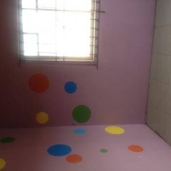 Clean 3 Bedroom, Up with Pop, Ogunsami Street, Off Adekunle Kuye, Aguda, Surulere, Lagos, Flat for Rent
