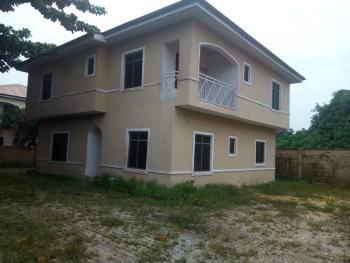 Spacious 4 Bedroom Fully Detached Duplex Within Large Compound, Crown Estate, Sangotedo Along, Lekki Expressway, Lekki, Lagos, Detached Duplex for Sale