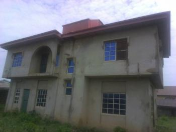 4 Bedroom Duplex and 2 Bedroom Flat, Igbogbo, Ikorodu, Lagos, Detached Duplex for Sale