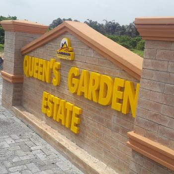 Queens Garden Isheri North, Located Just 5mins From Magodo., River Ville Estate, Opic, Isheri North, Lagos, Residential Land for Sale