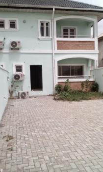 Luxury & Furnished 4 Bedroom Terrace Duplex Self Compound + Bq, Lagoon Estate, Ori Oke Waterfront, Gra, Ogudu, Lagos, Terraced Duplex for Rent