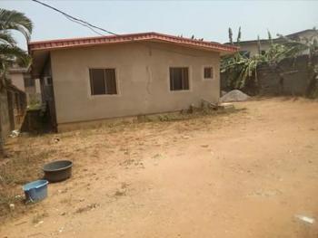 Standard 2 Bedroom Flat Bungalow on a Plot of Land, Off Ogunnusi Road, Ogba, Ikeja, Lagos, Detached Bungalow for Sale