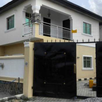 Luxury 4 Bedroom Semi Detached House + Bq, Road 3, By Mega Chicken, Ikota Villa Estate, Lekki, Lagos, Semi-detached Duplex for Rent