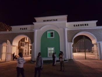 Lands for Sale at Manhattan Park and Gardens Estate, Abuja -keffi Road, Abuja, Uke District, 2km Away From From Goshen City, Abuja-keffi Road, Karu, Abuja, Land for Sale