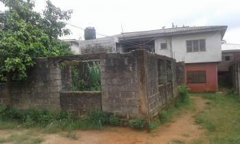 2 Nos 3 Bedrooms Detached House, Hotel Bus Stop By Governor Road, Lasu-isheri Expressway, Igando, Ikotun, Lagos, Block of Flats for Sale