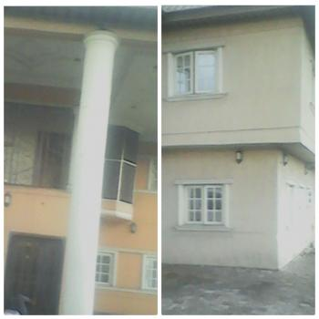 Duplex with a Well Tiled and Fenced Compound, Off Refinery Road, By Mekalva Hotel, Warri, Delta, Detached Duplex for Sale
