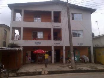 43 Rooms Tenement Building with 3 Lock Up Shops, N08, Sadiqu Street, Ilasamaja, Mushin, Lagos, Block of Flats for Sale