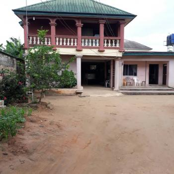 4 Bedroom Duplex, 4 Bedroom Bungalow Offices and Warehouse, Off Aba-owerri Road, By Ahia Nkwo, Aba, Abia, House for Sale