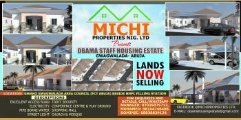 Obama Staff Housing Estate, Gwako, Gwagwalada, Abuja, Residential Land for Sale