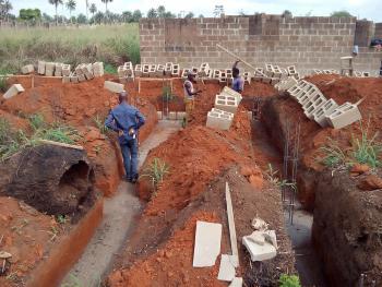 Documented Plots of Land Available, Moriah Park&gardens, Odo Ayandelu, Agbowa, Ikorodu, Lagos, Residential Land for Sale