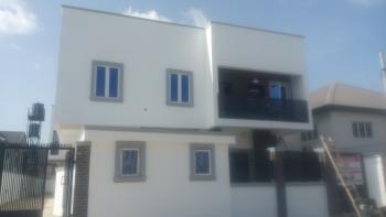 Good Newly Built 5bedroom Duplex with 1bq, Osapa, Lekki, Lagos, Detached Duplex for Sale
