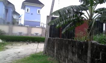 2 Plots and a Half Corner Piece, By Golf Estate Entrance, Off Okuru Road, Trans Amadi, Port Harcourt, Rivers, Mixed-use Land for Sale