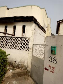 5 Bedroom Fully Detached Duplex with 3 Rooms Bq, No. 38b Sabiu Ajose Close, Bode Thomas, Surulere, Lagos, Detached Duplex for Sale