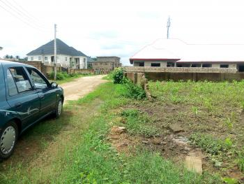 Well Located, Dry and Firm Land Measuring 500sqm, Along Akpasak Housing Estate, Off Oron Road, Uyo, Akwa Ibom, Mixed-use Land for Sale