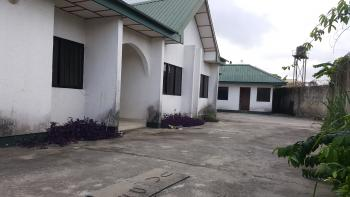 Well Located 4 Bedroom Detached Bungalow, Osongama Housing Estate, Uyo, Akwa Ibom, Detached Bungalow for Rent