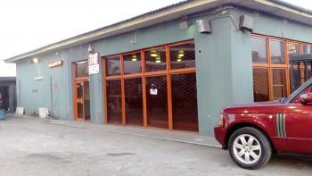 350 Sqm Shop/ Office Space in a Busy Filling Station, Ijeshatedo, Surulere, Lagos, Shop for Rent