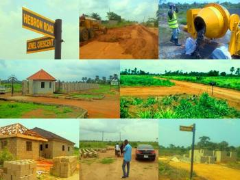 Plots of Land in a Residential Estate with Perfect Title, Faith Tabernacle Road, Ado-odo/ota, Ogun, Residential Land for Sale
