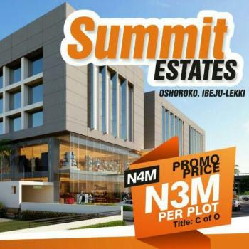 Land, Itamerun, Awoyaya, Ibeju Lekki, Lagos, Commercial Land for Sale
