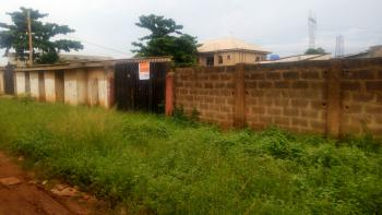 2 Plots of Land with a  Bungalow Demolishable, Abimbola Taylor Street, Off Soundhope Avenue, Baruwa, Ipaja, Lagos, Residential Land for Sale