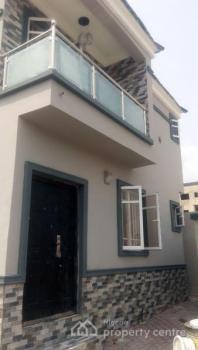 a Brand New Tastefully Built Semi Detached 4 Bedroom Duplex, Grace Estate ( Opposite  Abraham Adesanya Estate), Graceland Estate, Ajah, Lagos, Semi-detached Duplex for Sale