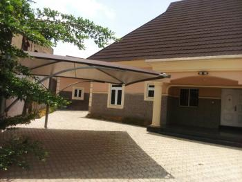 Newly Built & Well Finished 4 Bedroom Detached Bungalow with 1 Bedroom Servant Quarters, Off Ladoke Akintola Boulevard Way, Area 11, Garki, Abuja, Detached Bungalow for Sale