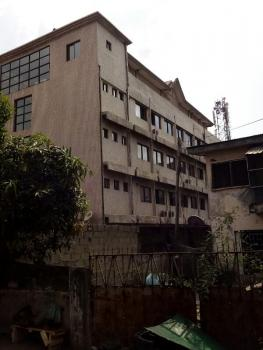 a Large Office Complex Sitting on 1,583 Sqm  of Land, Dele Bakari Street, Opp Westminister/capital Oil and Gas, Olodi, Apapa, Lagos, Terraced Duplex for Sale