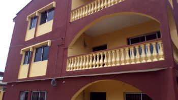 3 Bedroom Flat-front, 48, Kokoro Abu Road, Ikorodu, Lagos, Flat for Rent