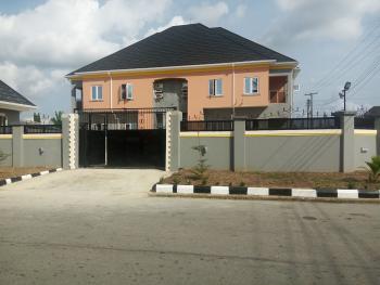 Ambassadorial Well Finished Blocks of 4 No. 2 Bedroom Apartment, Ewet Housing Estate, Uyo, Akwa Ibom, Flat for Rent