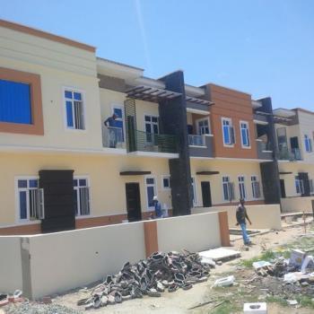4 Bedroom Terraced Duplex with Bq, Buena Vista Estate, Lekki, Lagos, Terraced Duplex for Sale