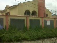 10 Rooms Bedroom Flat For Sale  For Banking Purpose, Ajah, Lagos, 10 Bedroom House For Sale