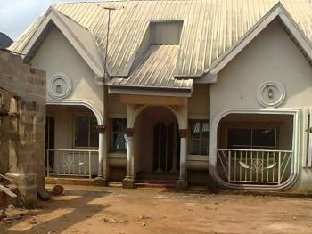 5 Bedroom Well Bungalow with Uncompleted Boys Quarters, Prefab Estate, Aladinma, Owerri, Imo, Detached Bungalow for Sale