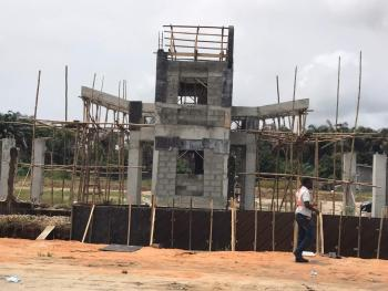 Become a Landlord Near The Largest Shopping Mall in Lagos!!!!!( Novare Mall, Sangotedo, Ajah)., Abijo Gra, 5 Mins After Novare Mall, Sangotedo, Ajah, Lagos, Residential Land for Sale