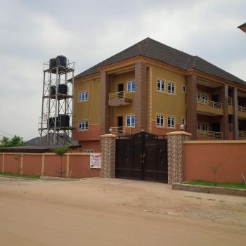 3 Bedroom Flat, Near Akogun Plaza 15 Mins Drive to Secretariat, Alausa, Ikeja, Lagos, Flat for Rent