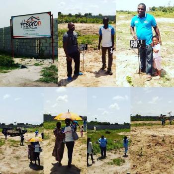 Hebron Gardens, Lekki Free Trade Zone Road, Ibeju, Lagos, Residential Land for Sale