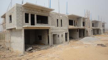 Luxury 5 Bedroom Terrace Duplex with Modern Facilities, New Karmo, a Stone Throw From Nizamiye Nigerian Turkish Hospital, Karmo, Abuja, Terraced Duplex for Sale