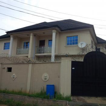 4 Bedroom Semi Detached, Journalist Estate Phase 2, Opic, Isheri North, Lagos, Semi-detached Duplex for Rent