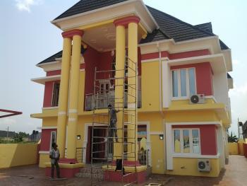 Luxury 4 Bedroom Duplex, Behind Rccg New Auditorium, Along Lagos Ibadan Expressway, Simawa, Ogun, Detached Duplex for Sale