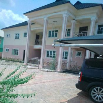 Beautifully Built Five Bedroom Duplex with 2 Flats of 3 Bedroom Each, Benin, Oredo, Edo, Detached Duplex for Sale