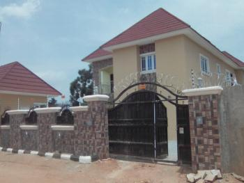 Tastefully Finished 5-bedroom Detached Duplex with a Room Bq and Security House with Modern Facilities, Apo Resettlement, Close to Mr Biggs, Apo, Abuja, Detached Duplex for Sale