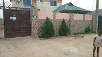 Storey Building of 4 Flat 3 Bedroom Each with Security House, All En Suite, No15 Sharon Desmond, Jesus Saves, Asaba, Delta, Block of Flats for Sale