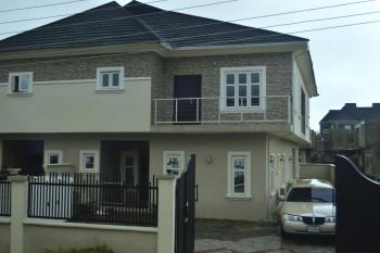 Luxury 4 Bedroom Duplex, Diamond Estate Phase 1, Sangotedo, Ajah, Lagos, Semi-detached Duplex Short Let