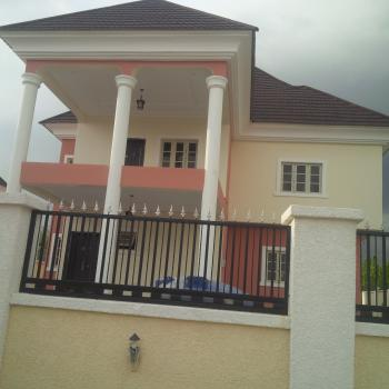 Brand New, Luxurious 4 Bedrooms Fully Detached Duplex with 2 Rooms Servant Quarters, By Brains & Hammers Estate, Near Godab Estate, Life Camp, Gwarinpa, Abuja, Land for Rent