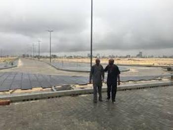 2,360 Msq Land, Mixed District Zone, Eko Atlantic City, Lagos, Mixed-use Land for Sale