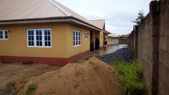 2 Units of Tastefully Furnished Four (4) Bedroom Bungalow with 1 Unit of Two (2) Bedroom Duplex & a Mini Flat in The Same Compound, Behind Nasfat, Olowotedo Bus Stop, Ibafo, Ogun, Semi-detached Bungalow for Rent
