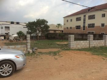 Fenced 1200sqm C of O Land, By Customs Qtrs., Kado, Abuja, Residential Land for Sale